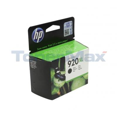 HP NO 920XL INK BLACK
